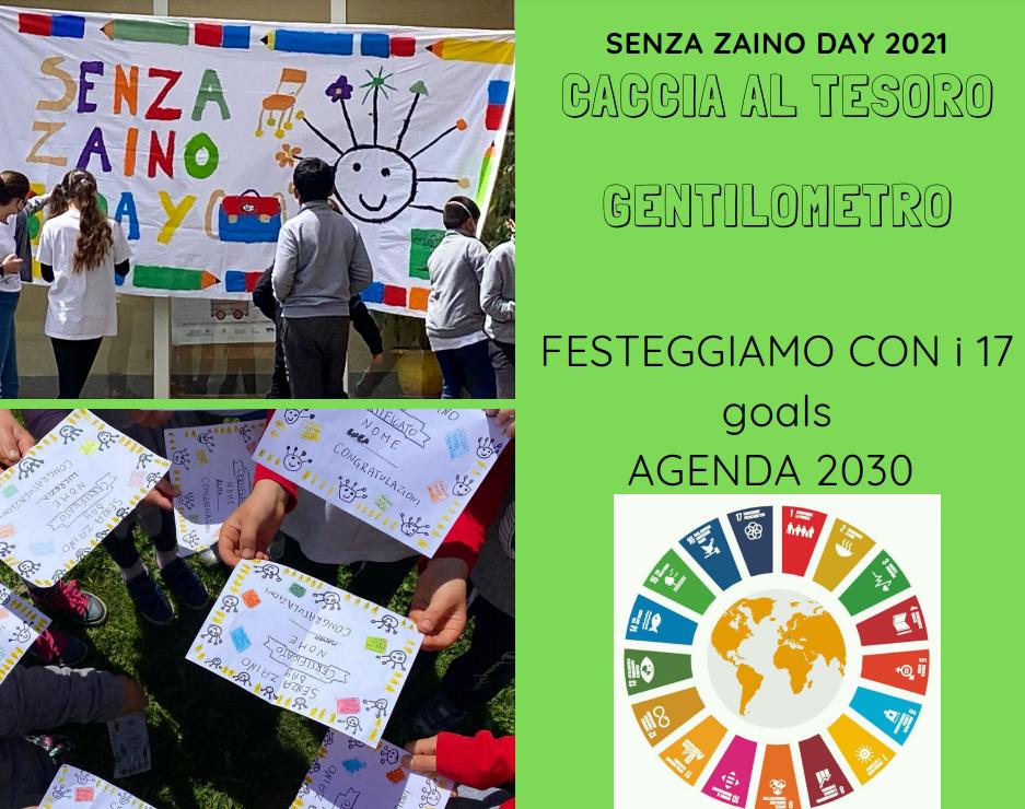 Senza Zaino Day