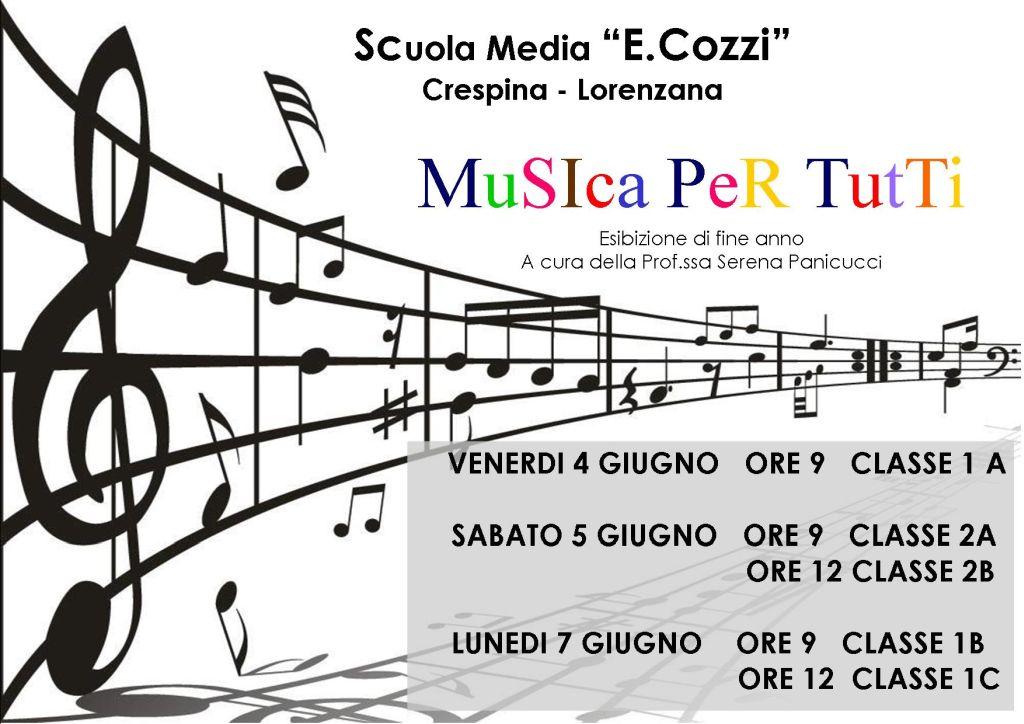 Musica per tutti!
